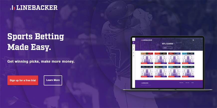 The Linebacker Review: Sports Betting Advisory Site 13