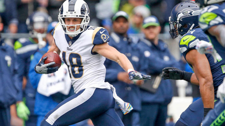 Thursday Night Football Preview: Rams at Seahawks 8