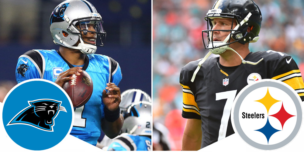 Thursday Night Football Preview: Panthers at Steelers