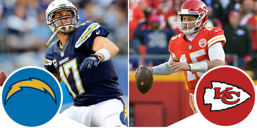 Thursday Night Football Preview: Chargers at Chiefs