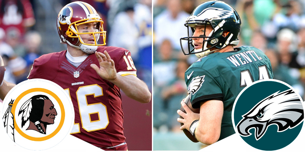 Monday Night Football Preview: Redskins at Eagles 14