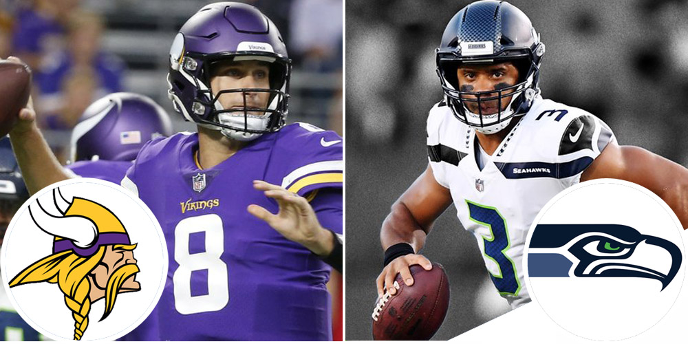 Monday Night Football Preview: Vikings at Seahawks
