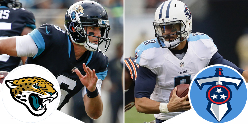 Thursday Night Football Preview: Jaguars at Titans 13