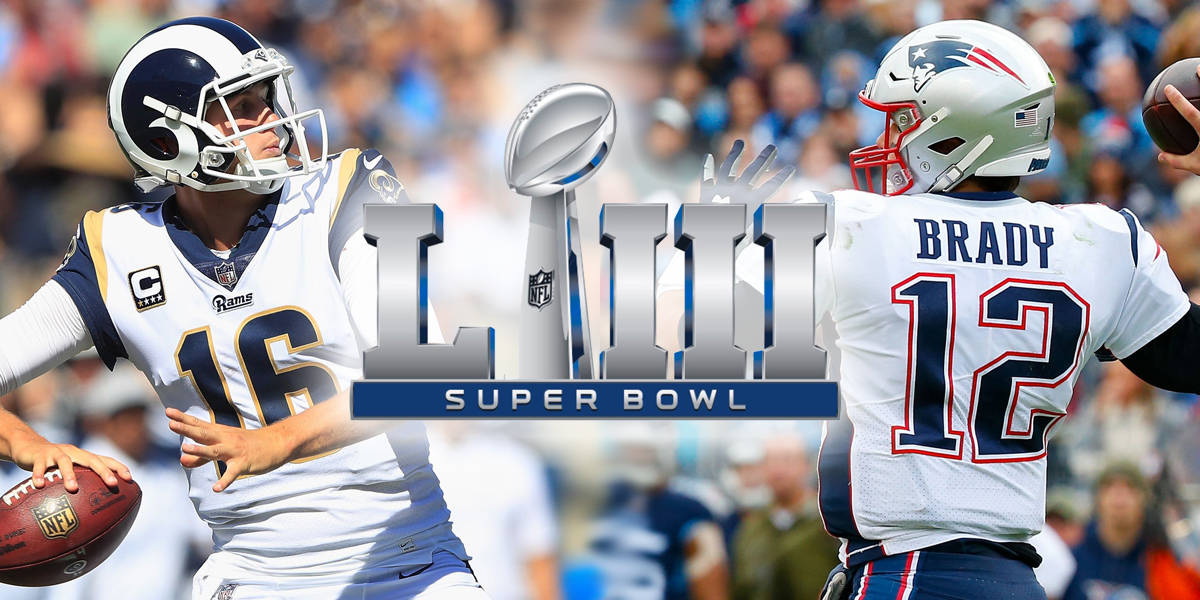 Super Bowl LIII Preview
