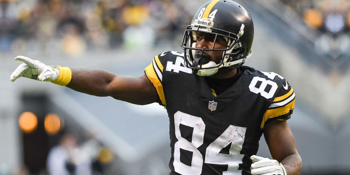 Antonio Brown trade