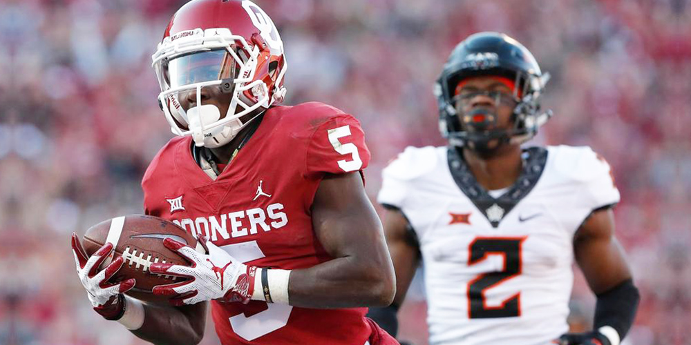 Marquise Brown Fantasy Rookie Profile 10