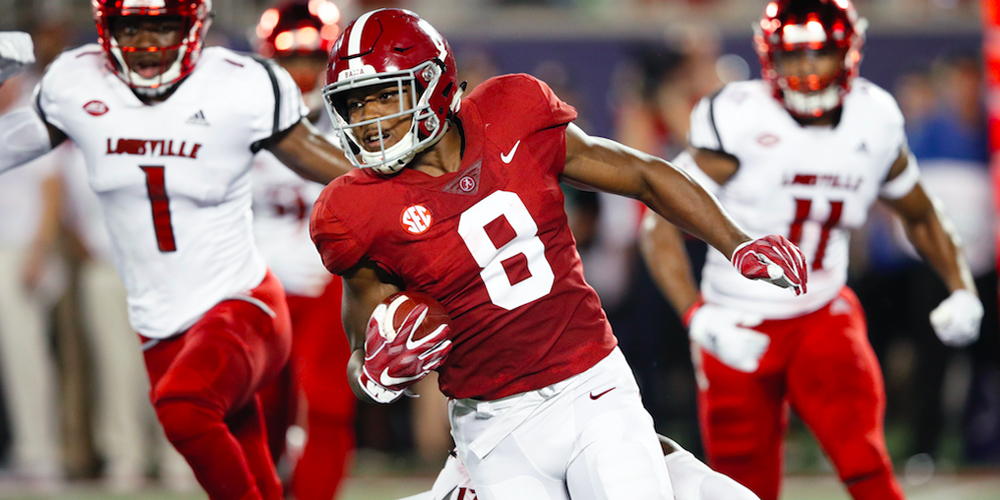 Josh Jacobs Fantasy Rookie Profile 6