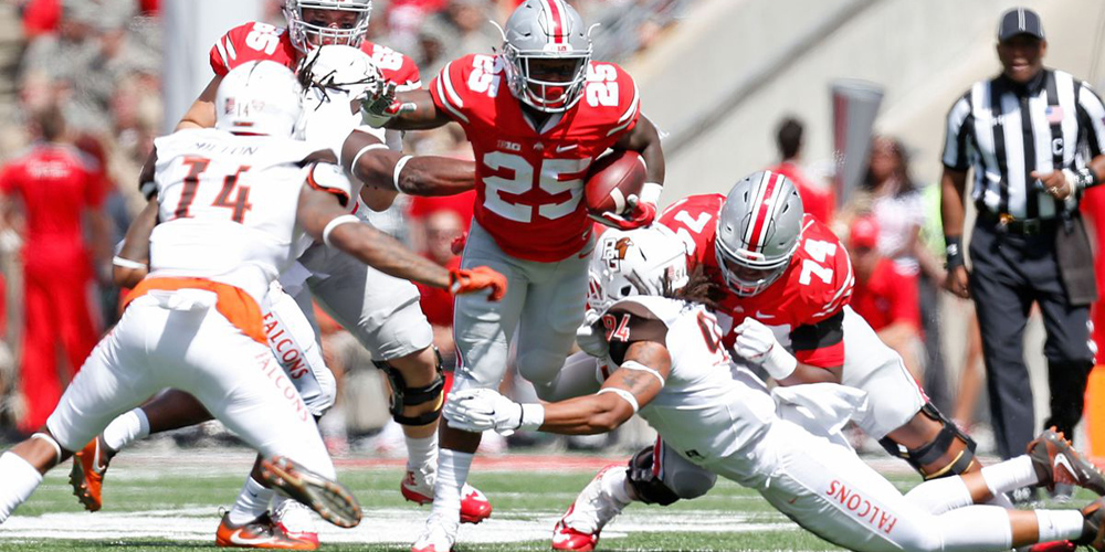 Mike Weber Fantasy Rookie Profile 6
