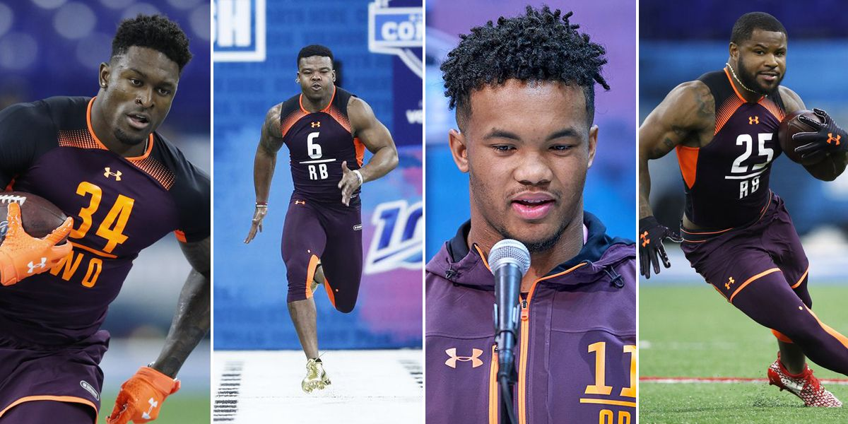 2019 NFL Combine Results - Complete Recap and Fantasy Insight 6