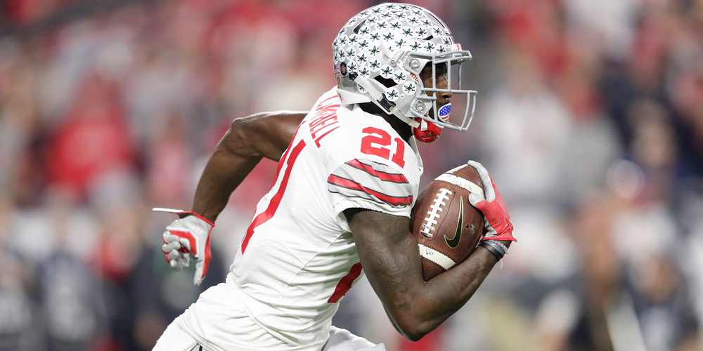 Parris Campbell Fantasy Profile 5