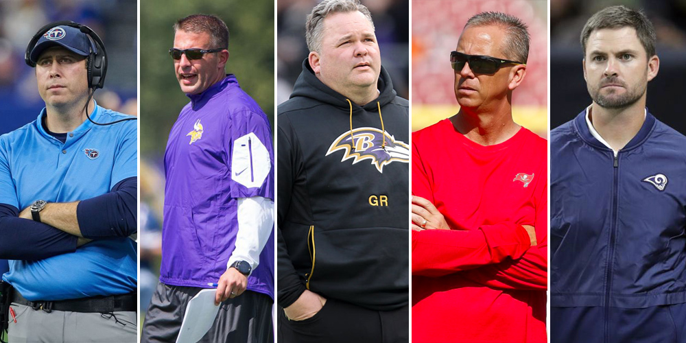 Fantasy Football Impact: New AFC Offensive Coordinator Hires