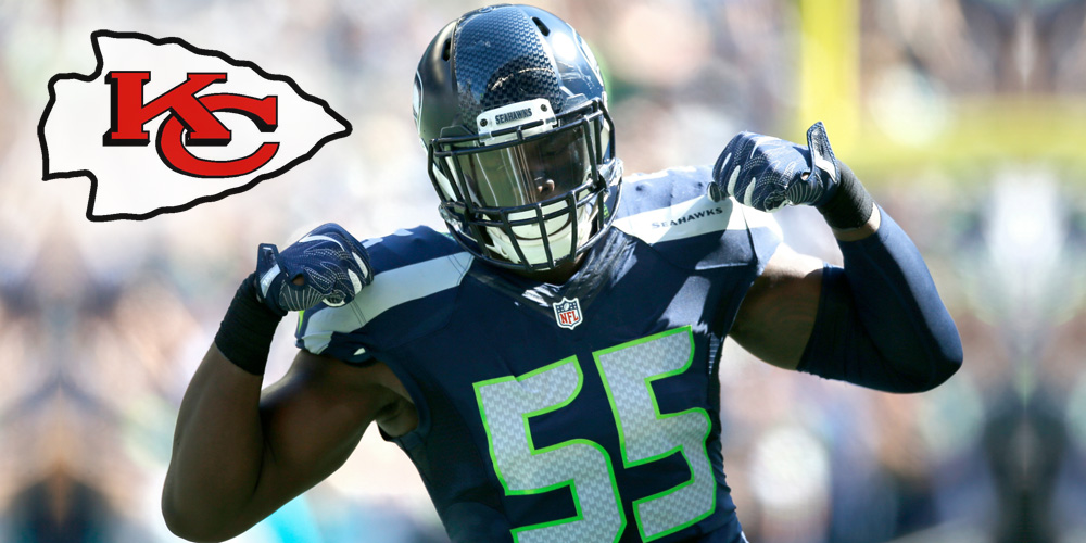 Seahawks Trade DE Frank Clark to Chiefs 13