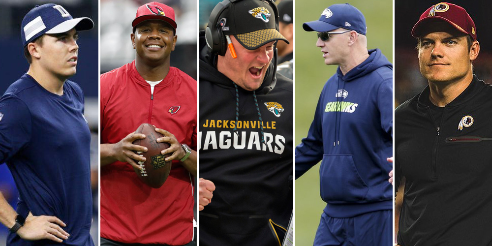 Fantasy Football Impact: New NFC Offensive Coordinator Hires