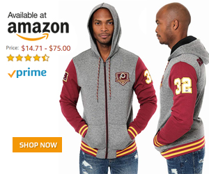 Amazon Redskins