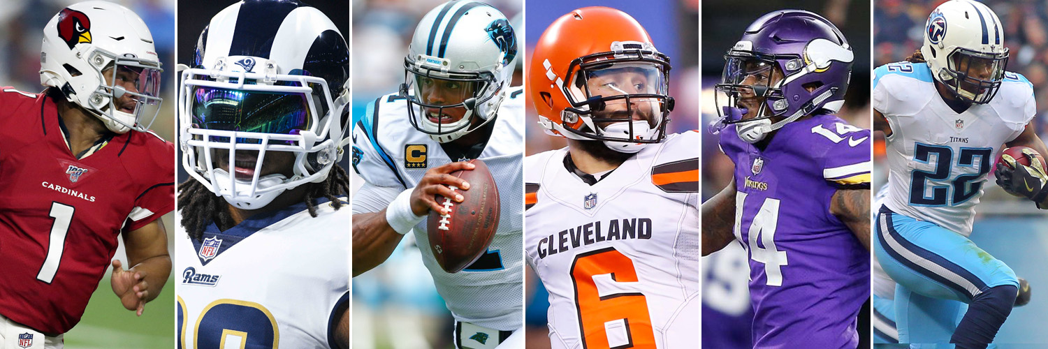 2019 Fantasy Football Predictions 5