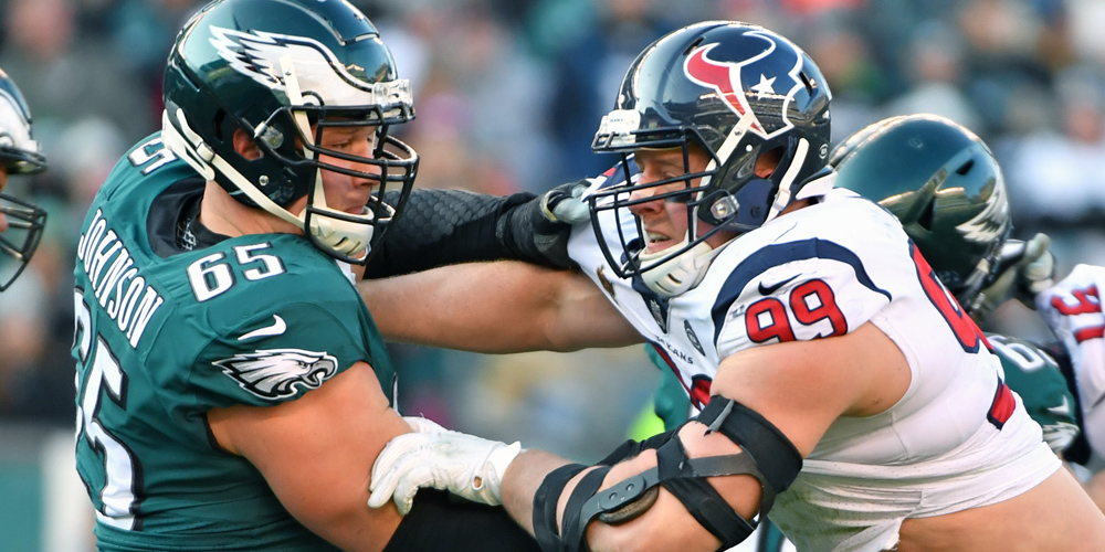 Ranking the 32 Offensive Lines in the NFL 6