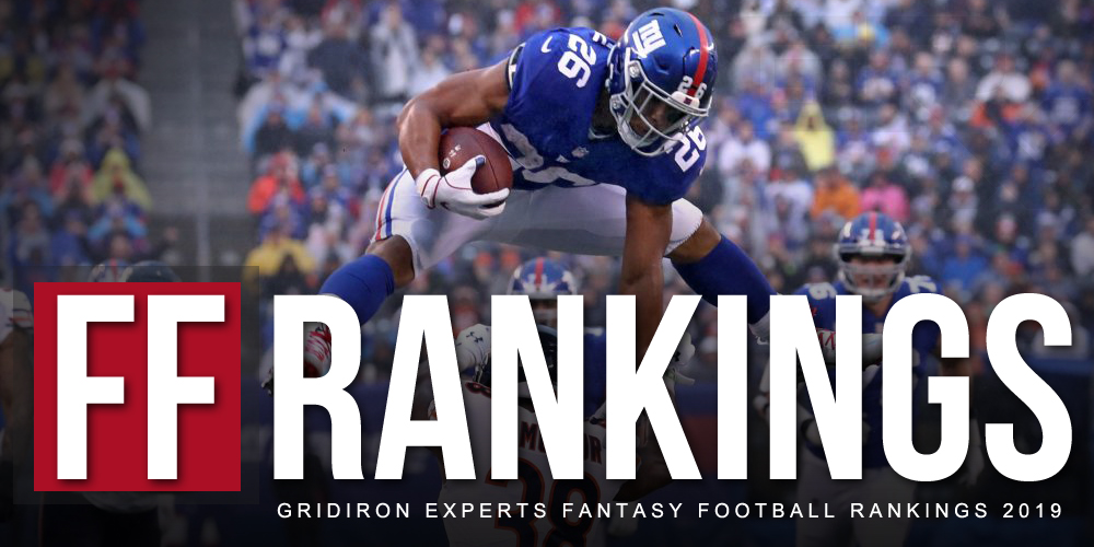 Fantasy Football Rankings: Week 16 9
