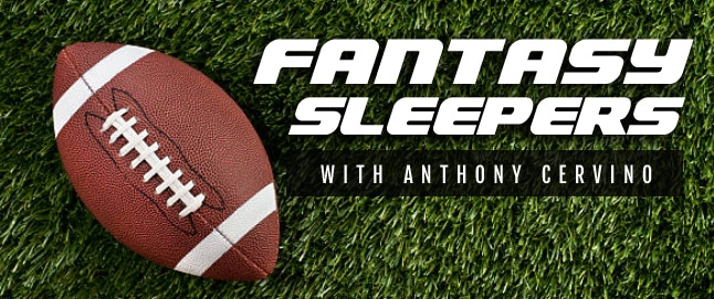 Fantasy Football Sleepers Week 9
