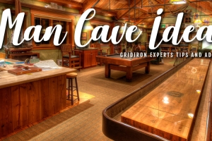 6 Man Cave Ideas To Help You Build That Perfect Room 7