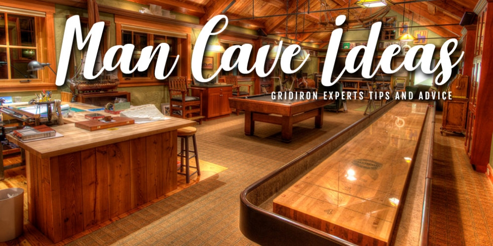 6 Man Cave Ideas To Help You Build That Perfect Room 6