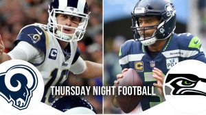 Thursday Night Football Preview: Rams at Seahawks 16