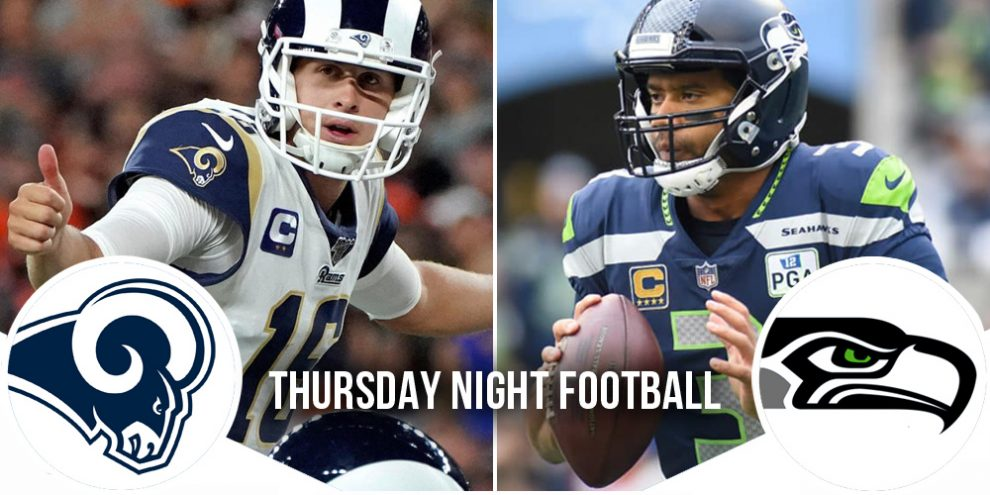 Thursday Night Football Preview: Rams at Seahawks 6