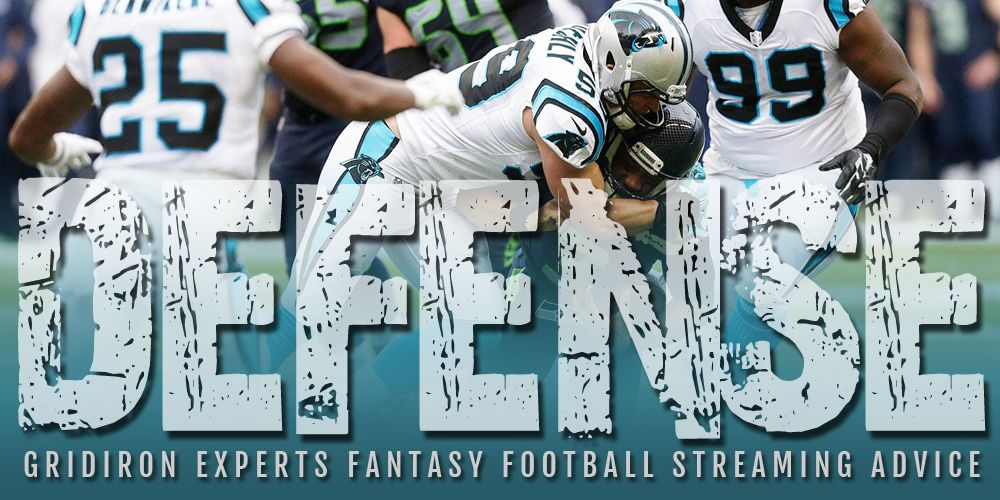 Streaming Fantasy DEF Week 9