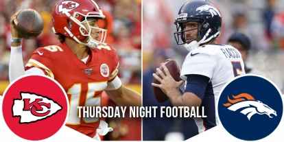 Thursday Night Football Preview: Chiefs at Broncos 10