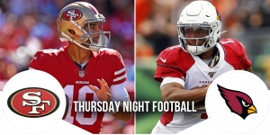 Thursday Night Football Preview: 49ers at Cardinals 8