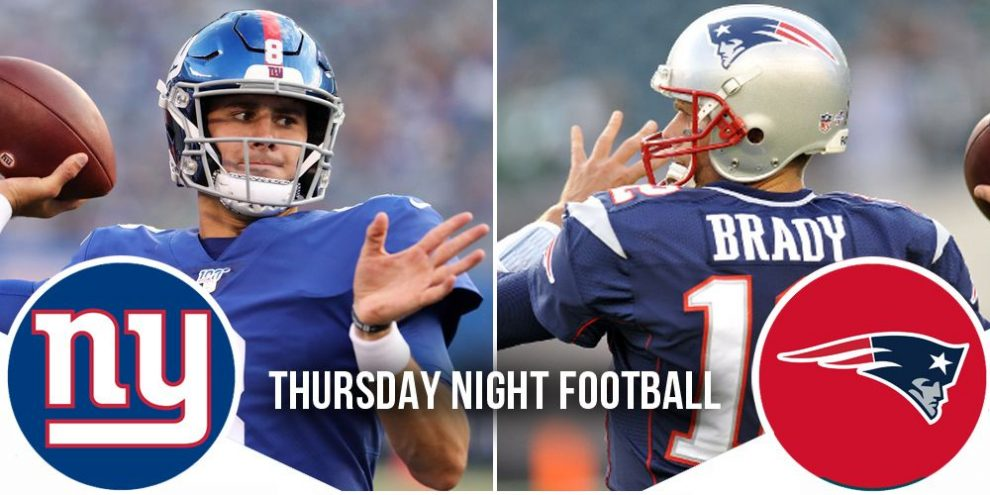 Thursday Night Football Preview: Giants at Patriots 7