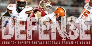 Streaming Defenses Week 6 9