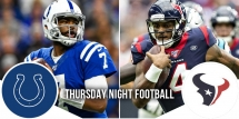 Thursday Night Football Preview: Colts at Texans 11