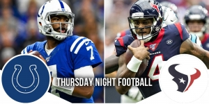 Thursday Night Football Preview: Colts at Texans 7