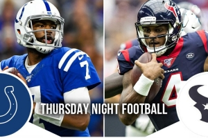 Thursday Night Football Preview: Colts at Texans 10