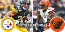 Thursday Night Football Preview: Steelers at Browns 7