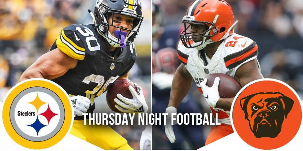 Thursday Night Football Preview: Steelers at Browns 6