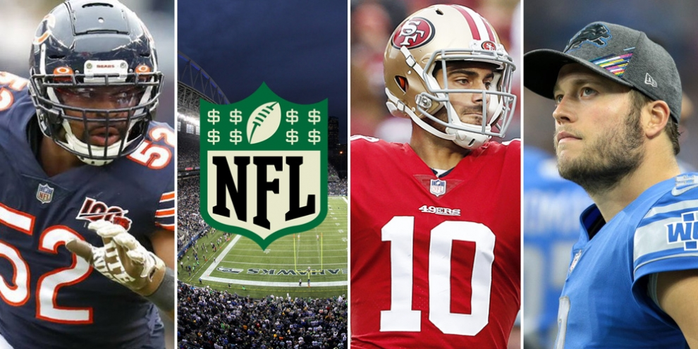 Comparing the Richest NFL Players to Mega Millions Lottery Winners 1