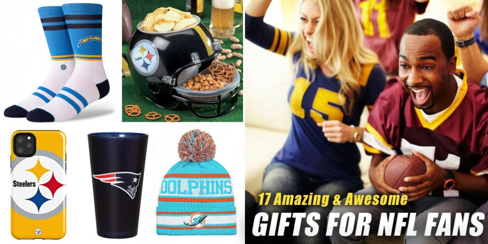 17 Awesome Gifts For Football Fans 7