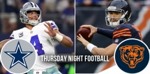 Thursday Night Football Preview: Cowboys at Bears 13