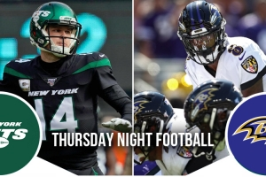 Thursday Night Football Preview: Jets at Ravens 6