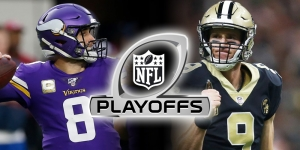 NFL Playoffs Wildcard Preview: Vikings vs Saints 10