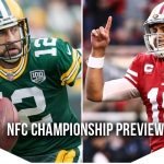 NFL Playoffs NFC Championship Preview: Packers vs 49ers 2