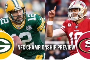 NFL Playoffs NFC Championship Preview: Packers vs 49ers 6