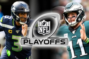 NFL Playoffs Wildcard Preview: Seahawks vs Eagles 11