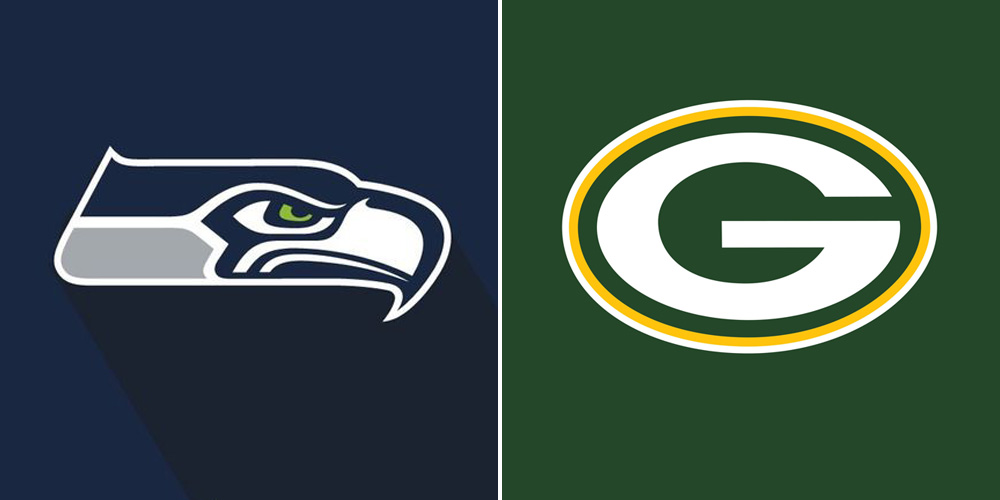 Seahawks at Packers