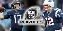 NFL Playoffs Wildcard Preview: Titans at Patriots 10