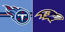 NFL Playoffs Divisional Preview: Ravens vs Titans 12