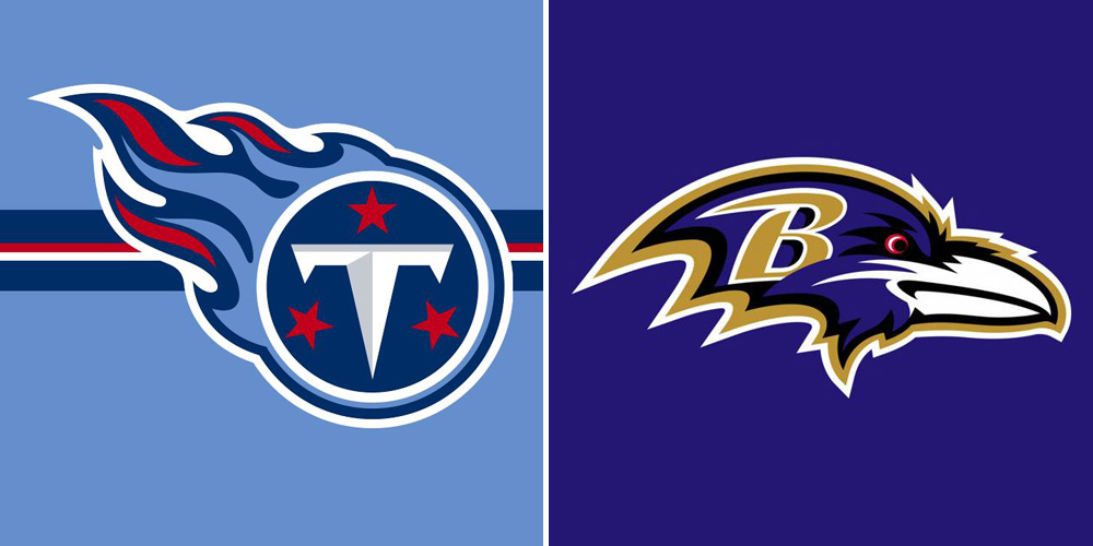 Titans at Ravens