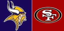 NFL Playoffs Divisional Preview: Vikings at 49ers 13