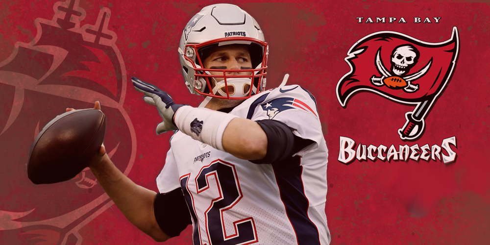 Tom Brady to Bucs